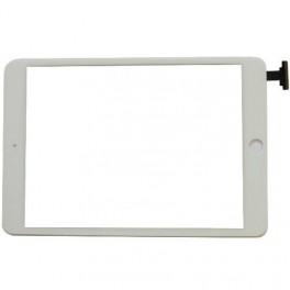 Ecran tactile blanc pour iPad mini blanc