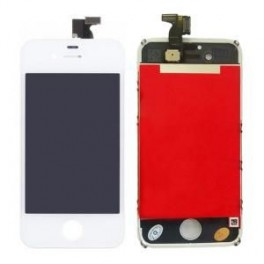 Ecran complet lcd+tactile iPhone 4s Blanc