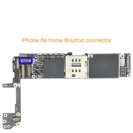 iPhone 6s réparation home bouton connector