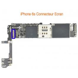 iPhone 6s connecteur écran
