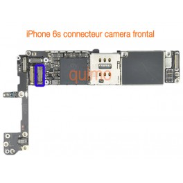 iPhone 6s connecteur camera frontale